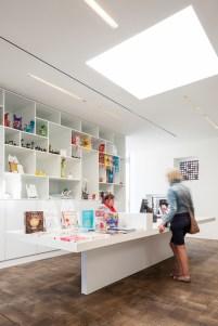 Studio Farris Architects - City Library Bruges - Foto 15 - ©Tim Van de Velde