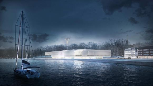 Concurso Museu Guggenheim Helsinki - Finalista - SMAR - Imagem 1