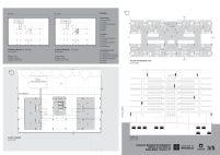 Premiados – Edifícios de Uso Misto - Santa Maria – CODHAB-DF - Menção Honrosa - Prancha 03