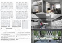 Premiados – Edifícios de Uso Misto - Santa Maria - Trecho 2 – CODHAB-DF - Menção Honrosa - Prancha 04
