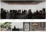 Concurso Internacional - United Kingdom Holocaust Memorial – Sexto Finalista – Prancha 06