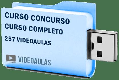 Curso Completo 257 Videoaulas Pacotão Preparatório Concursos ENEM