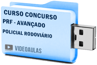 Curso Concurso PRF Avançado – Policial Rodoviário – Vídeo Aulas