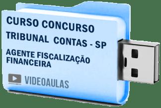 Tribunal Contas Sp Tce Agente Fiscalização Financeira Curso Vídeo Aulas