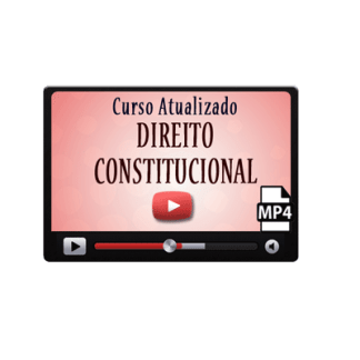 Curso Preparatório VÍdeo Aulas Direito Constitucional