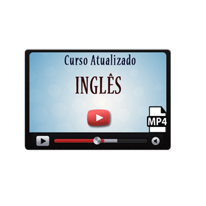 Inglês Curso Vídeo Aulas Preparatório