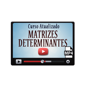 Matrizes Determinantes Sistemas Lineares Curso Vídeo Aulas Download