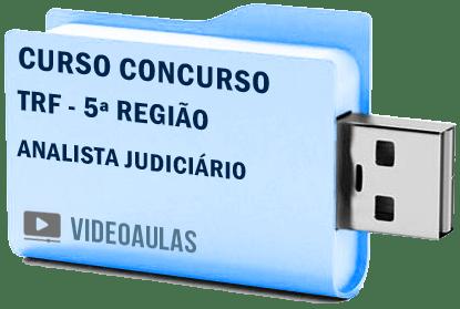 TRF 5ª Região Analista Judiciário Curso Vídeo Aulas Concurso