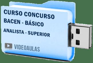 Curso Básico Concurso Vídeo Aula BACEN – Analista – Nível Superior