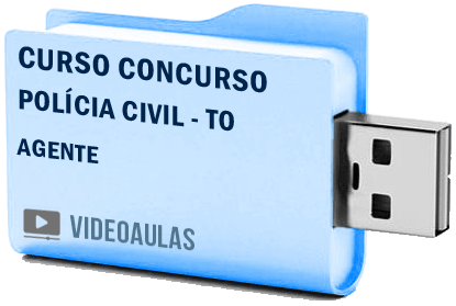 Curso Vídeo Aulas Concurso Polícia Civil TO – Agente 2018