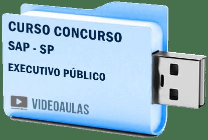 Curso Vídeo Aulas Concurso SAP – SP – Executivo Público 2018