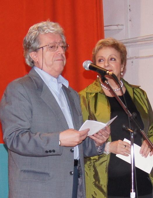 Serban Soreanu si Ioana Georgescu