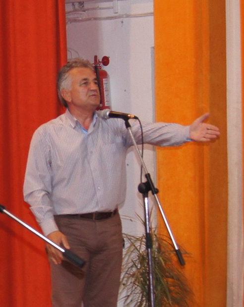Constantin Hogea, Primar al orasului Tulcea, la Concursul International George Georgescu