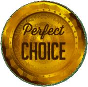 Concvert, Perfect Choice Button