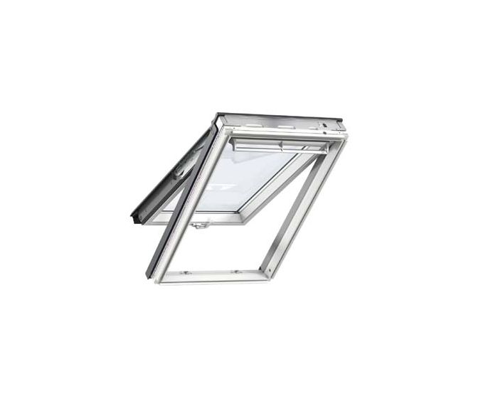 velux gpl mk04 2070 manual white painted top hung window 780x980mm