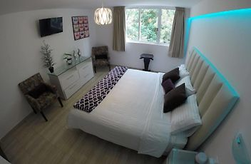 Condesa 185 Hotel Mexico City Room Rates From 56