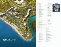 Vidanta Nuevo Vallarta Resort Map