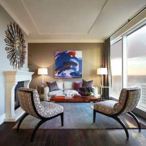 The Ritz-Carlton Residences - Living Room