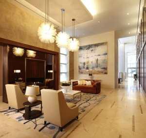 The Ritz-Carlton Residences - Lobby