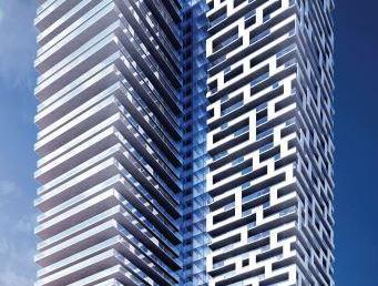 Yonge + Rich Condos Property View Toronto, Canada