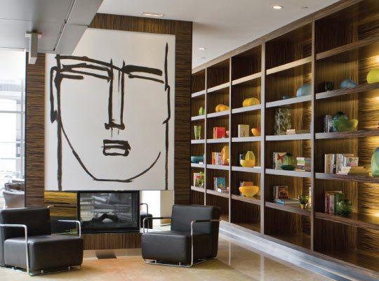 Murano Condos Library Toronto, Canada