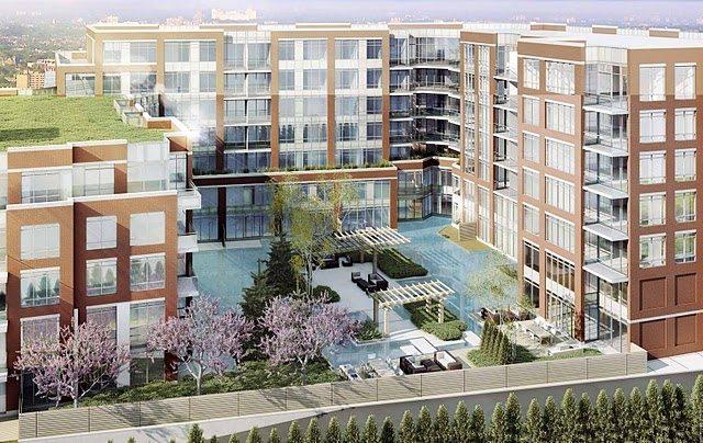 Minto Water Garden Condos Property View Toronto, Canada