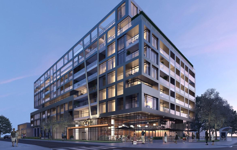Six 25 BV Condos Building View Toronto, Canada