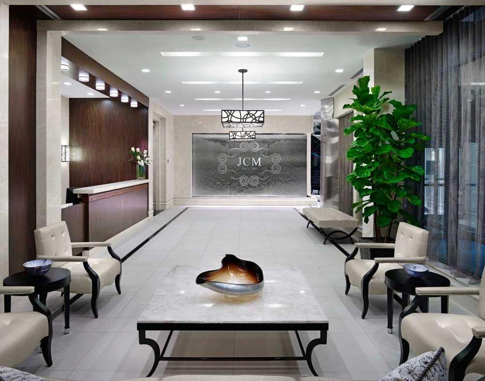 James Cooper Mansion Condos Lobby Toronto, Canada
