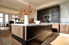 Crystal Blu Condos Kitchen Toronto, Canada
