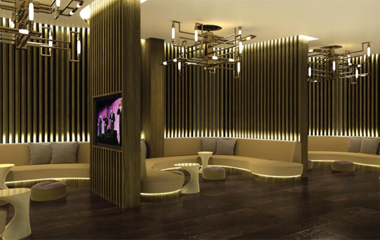 The Eglinton Condos Party Lounge Toronto, Canada
