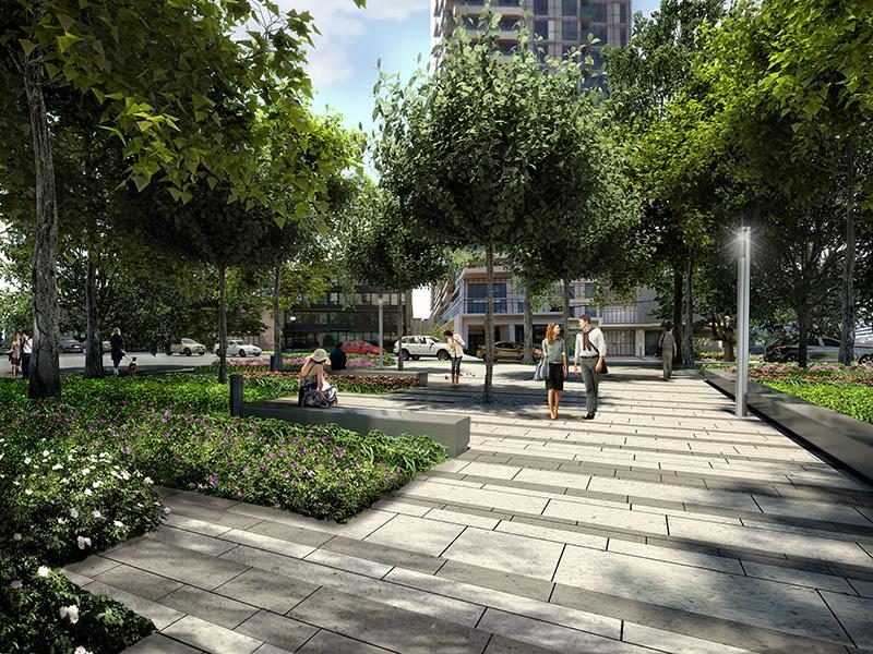 101 Erskine Condos Park View Toronto, Canada