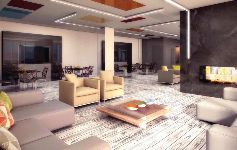 Empire Midtown Condos Lounge Toronto, Canada