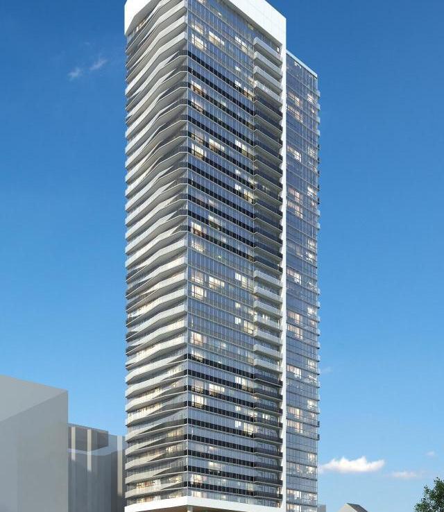 Max Condos Building View Toronto, Canada