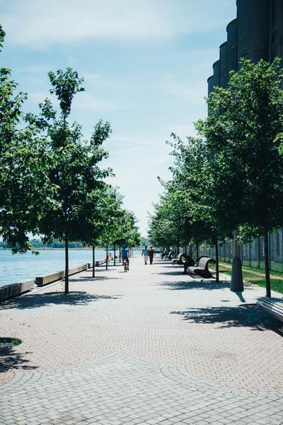 Aquabella Condos River View Toronto, Canada