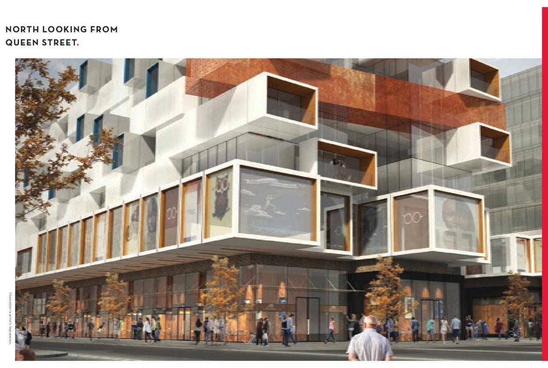 88 North Condos Street View Toronto, Canada