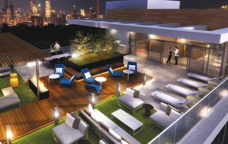 Zigg Condos Rooftop Party Toronto, Canada