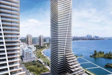 Rendering of Water Tower Condos at Eau du Soleil