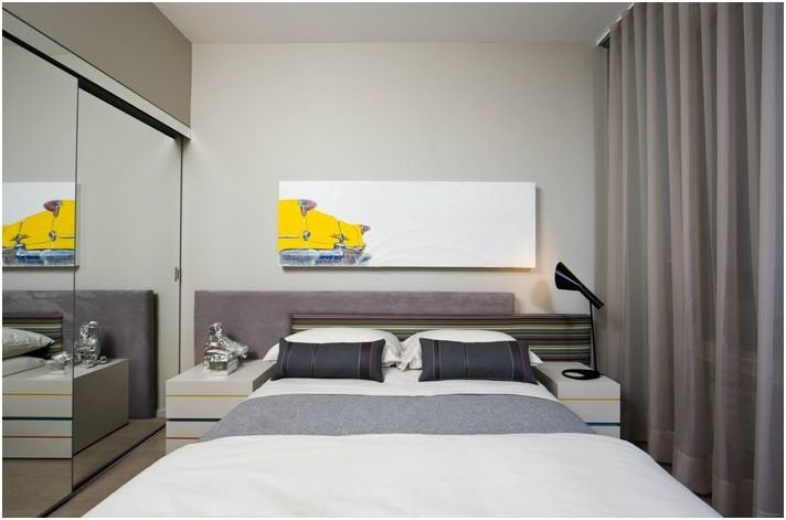 Peter Street Condos Bedroom Toronto, Canada