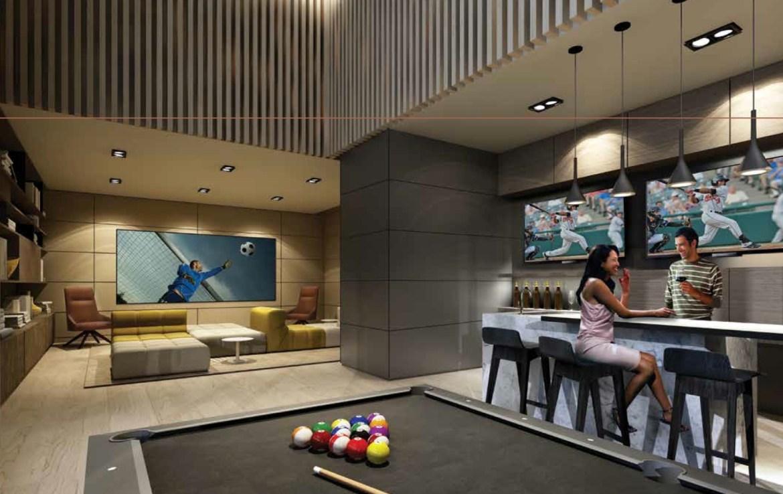 Zigg Condos Billiards Toronto, Canada