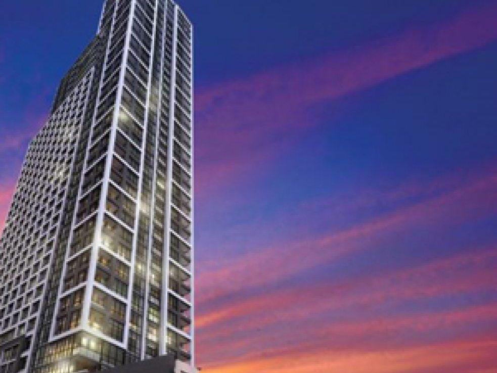 Bloorvista Condos Building View Toronto, Canada