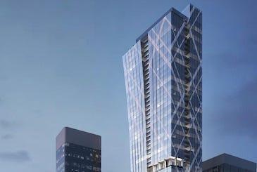 Holt Renfrew Tower 50 Bloor Street West Condos in Toronto