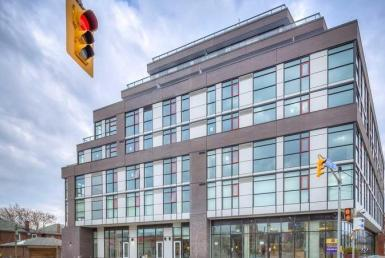 Alto Condos Street View Toronto, Canada