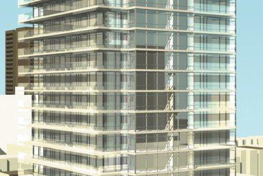 22 Condominiums Building View Toronto, Canada