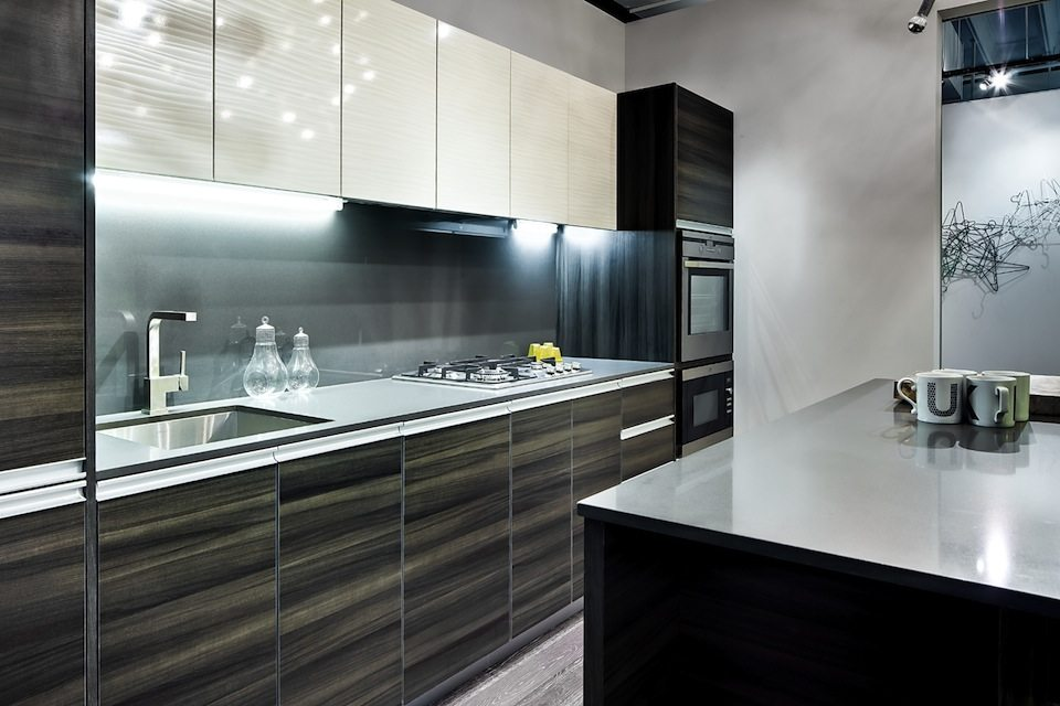 8 Gladstone Condos Kitchen View Toronto, Canada