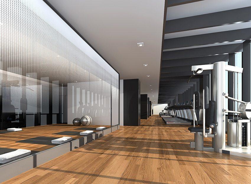Alter Condos Fitness Center Toronto, Canada
