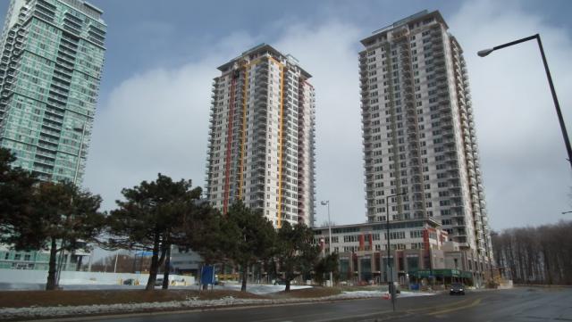 Centro Condos Property View Toronto, Canada
