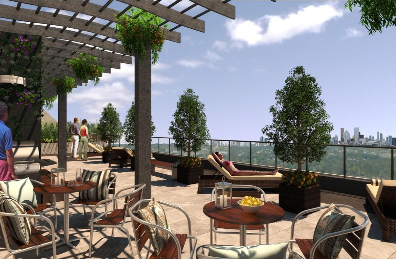 Diva Condo Terrace View Toronto, Canada