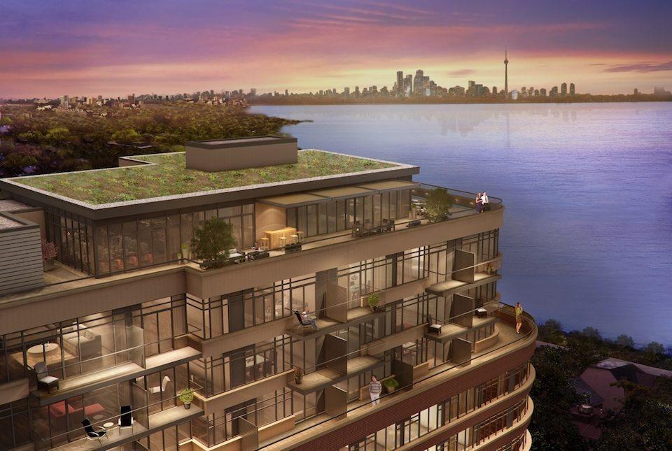 Eleven Superior Ocean View Toronto, Canada