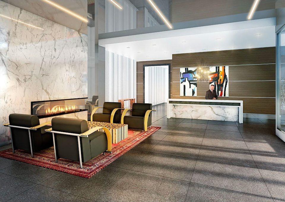 IQ Condos Phase 1 Condos Concierge Toronto, Canada