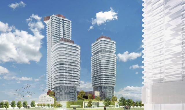 IQ Condos Phase 3 Condos Building View Toronto, Canada